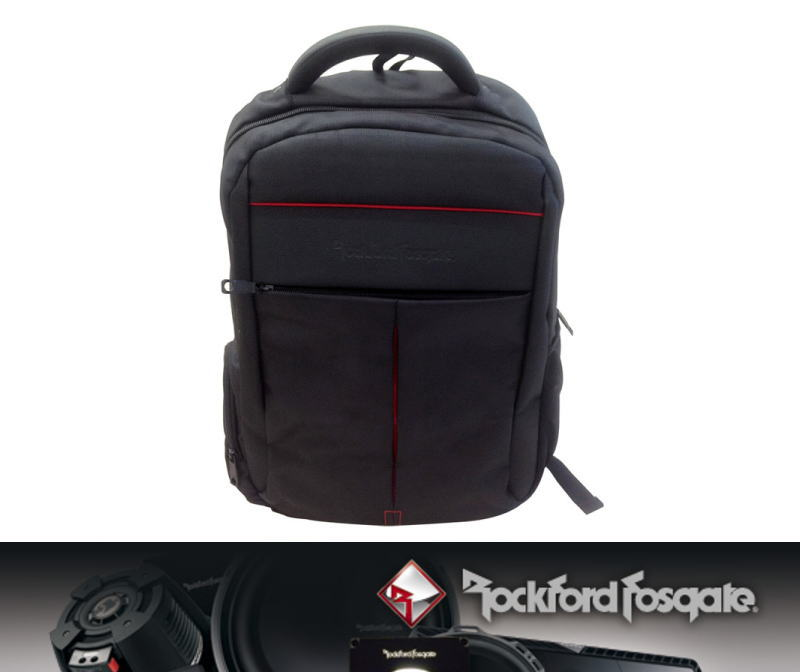 画像1: Rockford Fosgate BACK PACK (1)